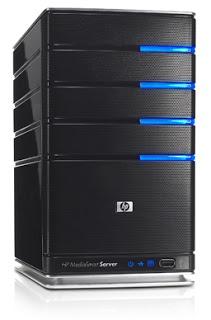 سيرفر MediaSmart Server من HP