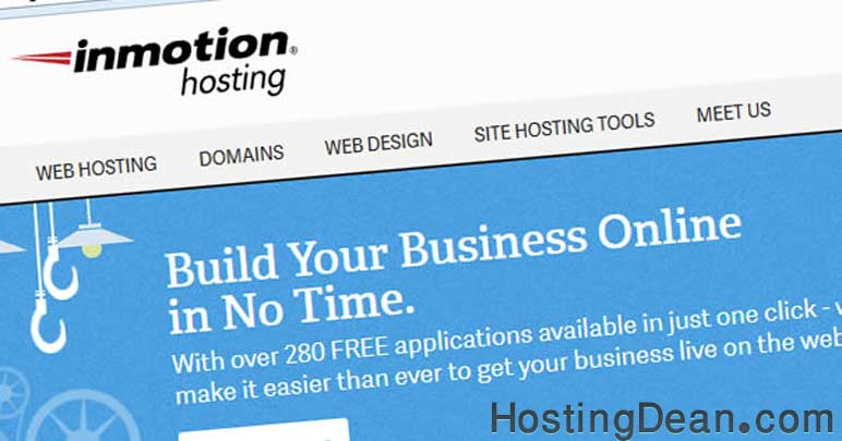 إنموشن هوستنج InMotion Hosting